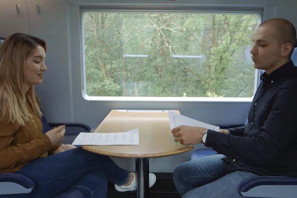 Sponsored Video: Partnerschaft auf Augenhöhe – in und mit der Bahn