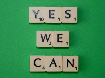 "Der ""Yes we can""-Geist"
