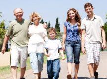 Das Besuchsrecht (Umgangsrecht) der Großeltern