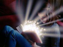 Ihre Fantasie in einem Buch
