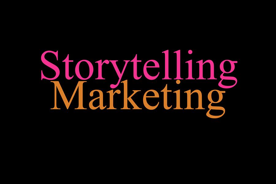 wordcloud storytelling