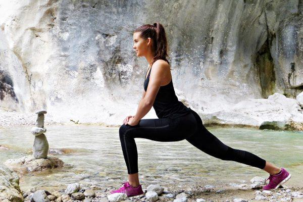 Mit diesen Übungen bekämpfen Sie die lästigen Reiterhosen