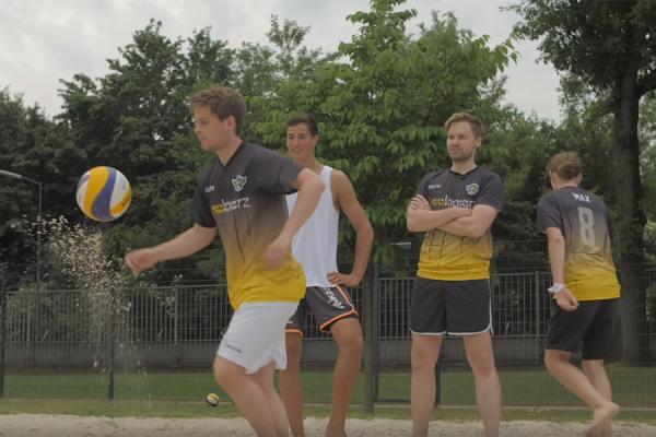 Sponsored Video: Wahre Liebe zum Sport: Das Zurich Sports Team trifft Social-Media-Stars